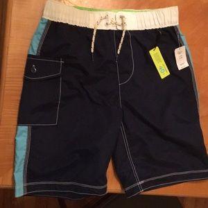 GapKids size L (10) husky boys bathing suit